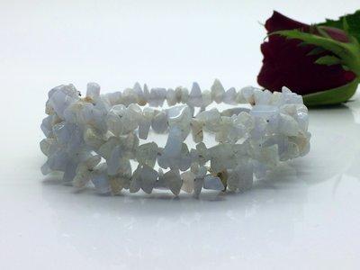 Armband van chalcedoon splitkralen