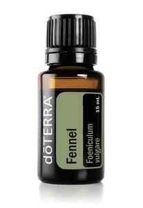Fennel (venkel) essentiële olie, 15 ml van Doterra