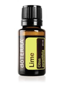 Lime (limoen) essentiële olie, 15 ml van Doterra