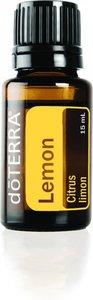 Lemon (citroen) essentiële olie, 15 ml van Doterra