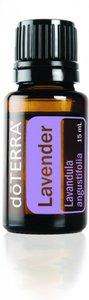 Lavender (lavendel) essentiële olie, 15 ml van Doterra